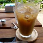 Katsunuma 縁側茶房 - アイスコーヒー