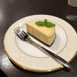 53755839 - チーズケーキ