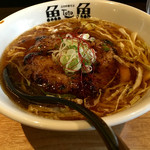 とと - 期間限定 nikubutaラーメン ¥880