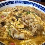 豊福亭 - 中華丼(≧∇≦)