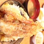 三鷹漁港 大介丸 - 天丼