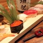 三鷹漁港 大介丸 - 寿司