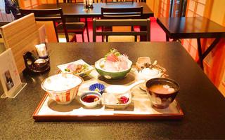 日本料理  銀扇 - 2016 鯛めし御膳 刺身