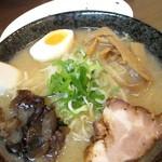 ラーメン寳龍 - 黒帯味噌700円