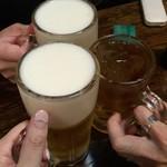 53762098 - 乾杯♪