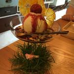 ハーブ茶屋 フラワーティーカフェ - 料理写真: