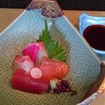 Yusan - 【お造り】旬魚のお造り