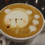 ライトカフェ - カプチーノ