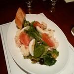 53764841 - Salade Niçoise(sans アンチョビ)
