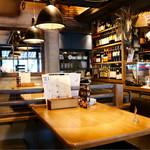 THE BROOKLYN CAFÉ - オシャレなNYスタイルの空間