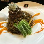 吟 - 冷製黒ごま担々麺