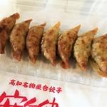 ひろめで安兵衛 - 餃子(450円)