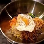 韓国レストラン亞里郎  - ビビンバ980円