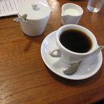 カフェユイットヤマテ - コーヒー