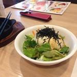 ガスト - 寄せ豆腐サラダ