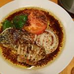 くねんぼ食堂 - エラブチの辛子マヨネーズ焼き