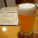くねんぼ食堂 - ビール