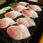 くねんぼ食堂 - 沖縄豚塩焼