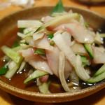 くねんぼ食堂 - 島魚のピャースー