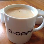 Ωcafe - コーヒー