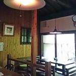 53774688 - 山小舎の談話室のような素敵な雰囲気です