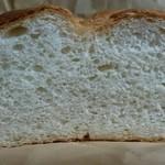 パン工房 いしがま - 断面