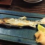 どんこ - 鮎の塩焼き