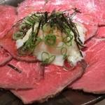 53775455 - ローストビーフ丼