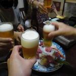 53776728 - 2016年7月再訪・かんぱ〜い!