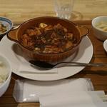 53777025 - 麻婆豆腐定食