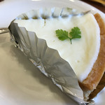 河口湖チーズケーキガーデン - サワーフロマージュ 500円