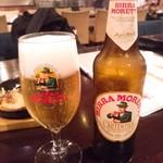 53778819 - イタリアンビール モレッティ
