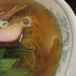 ゴマ - 湯麺(トンミン)アップ