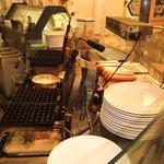 ハニービー - オープンキッチン