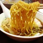 突撃ラーメン - 醤油リフト