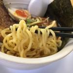 プーレ スープ ファクトリー - らーめん<豚骨>(700円)
