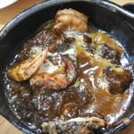 キッチン マロ - 濃厚ソースのマロ風ビーフシチュー