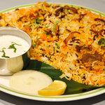 和印道 - 料理写真:ハイデラバードダムビリヤニ