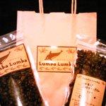 5379325 - 手さげ袋と豆