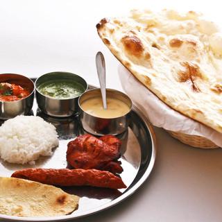 Delhi Heights - 料理写真:和印道ディナーセット