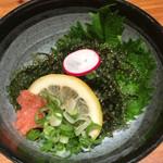 魚輝水産 - 海ぶどう380円