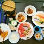 館山寺 サゴーロイヤルホテル - バイキング