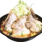 鶏白湯ラーメン 夏樹 -