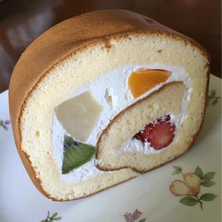 ロールケーキ工房Q'LL - 料理写真: