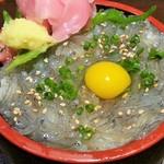 53792442 - ミニしらす丼(300円)