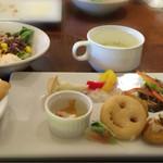 Ricotta Dining - 前菜バイキング