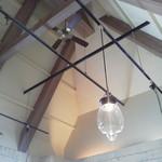 ボンベイ・インディアン・ダイニング - 天井が高いです