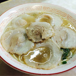 ラーメン六助 - チャーシュー麺