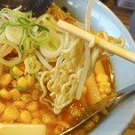 らーめん鷹の爪 - 料理写真:味噌コーンバターラーメン980円税込