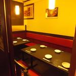 食彩ガーデン - テーブル個室 4~9名様